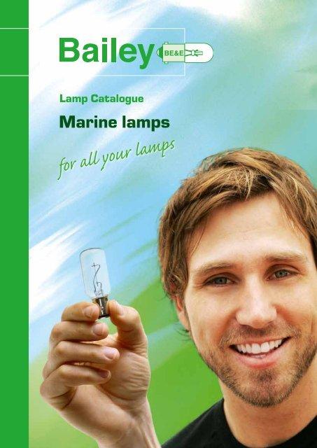 Halogen lamps Reflector lamps - Bailey