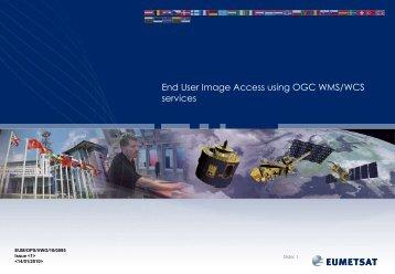 EO Portal - Open Geospatial Consortium