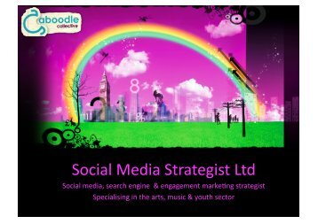 Social Media Strategist Overview - Caboodle Collective