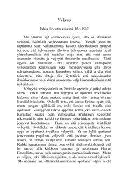 1917 04 15 Veljeys.pdf - Pekka Ervast