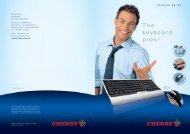 The keyboard pros! - Multiprox