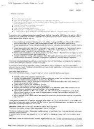 NSW Dcpartment oflands - What is a Caveat? Page 1 ... - Love for Life