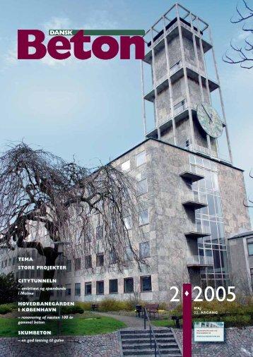2 2005 - Dansk Beton