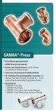"""Produktvorteile """"Alle Vorteile auf einen Blick"""" - Sanha - Seite 4"""