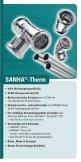 """Produktvorteile """"Alle Vorteile auf einen Blick"""" - Sanha - Seite 5"""