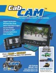 Catalog: Specialty Flyers - CabCAM - Garage Robert Carrier inc.