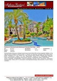 Bendinat-Penthouse Wohnung in Residenz Golf I zu verkaufen. [Ref ...