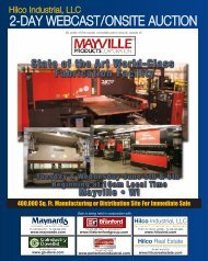 2-DAY WEbCAst/OnsItE AuCtIOn