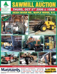 Pacifica Auction Brochure - Maynards