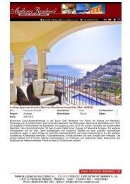 Neubau luxuriöse Apartments mit Meerblick zu verkaufen. [Ref ...