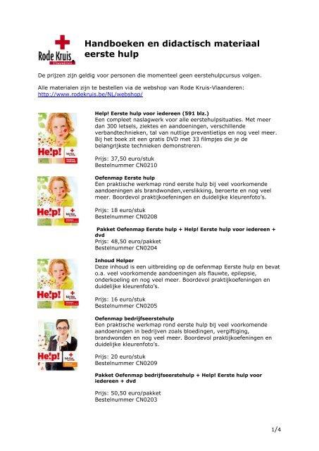 272a6448c39b6d Onze publicaties en producten (.pdf) - Rode Kruis-Vlaanderen