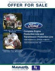 transmission line - Maynards Industries