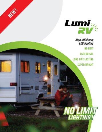 High efficiency LED lighting - Luminergy