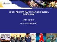 Case study Gauteng