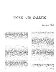 Jacques Ellul - Jesus Radicals