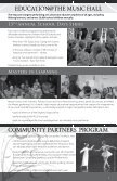 Annual Report FY 2007 - The Music Hall, Portsmouth - Page 5