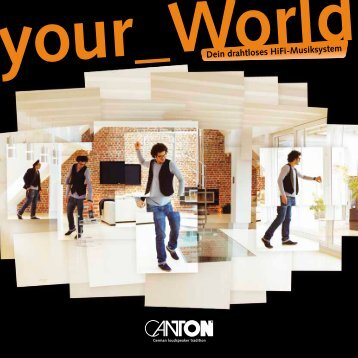your World Flyer - Canton