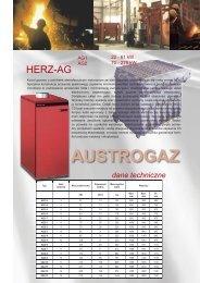 AUSTROGAZ - Herz