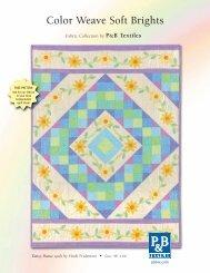Daisy Dance - P&B Textiles