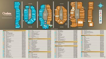 Download store map mcarthurglen designer outlets for Designer directory