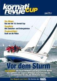 Ausgabe 5 hier downloaden - Yachtrevue