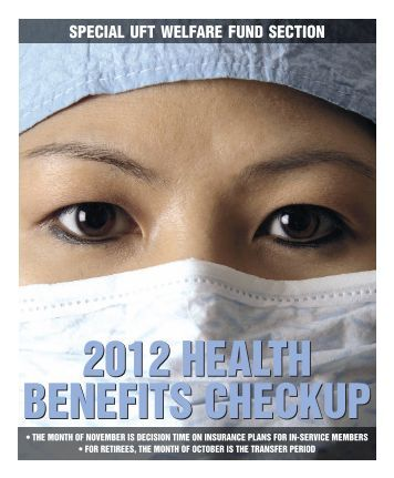 New York Teacher Health Benefits Supplement - United Federation ...