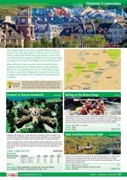 Download Outaouais & Laurentides brochure information