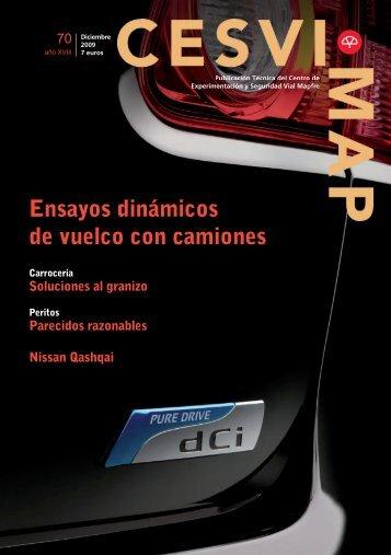 MAQUETA BASE 70:Maquetación 1 - Revista Cesvimap