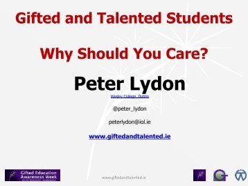 Teachmeet-2014-Giftedchildren-Why-Should-You-Care