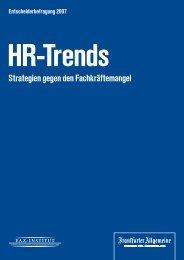 HR-Trends - Deutsche Employer Branding Akademie