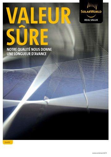 Télécharger - SolarWorld