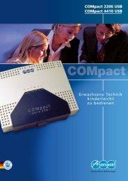 COMpact 2206/4410 USB