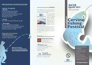 Cervino fishing Festival - Consorzio Pesca Valle D'Aosta