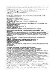 Syndicat Intercommunal d'Assainissement de Marne