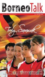 Olympians from Sarawak UNIMAS Center for Excellence in ...