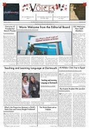 Voice of AUK v7, Issue 2, September 2010