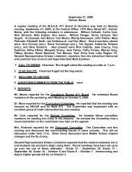 minutes 9-21-09.pdf - Oxford Hills School District