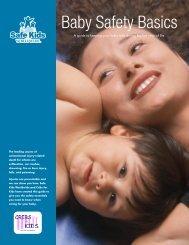 Baby Safety Basics Guide - Safe Kids Worldwide