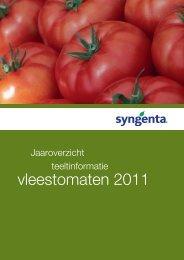 Vleestomaat - Syngenta