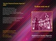 Propostas - Instituto Politécnico de Portalegre
