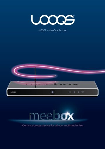MeeBox Router - Looqs.com