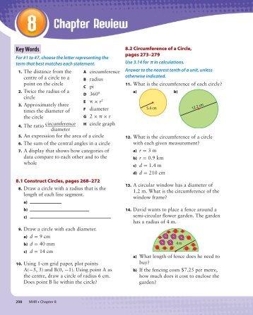 Mathlinks 8 chapter 6 pdf