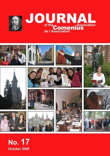 tAbLE Of CONtENts - Association Comenius