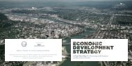 Brochure - Portland Economic Development Strategy