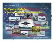 Software Safety Process