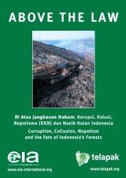 Law of the Jungle - Lesene terase