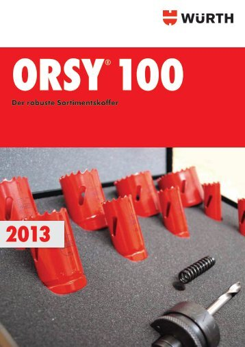 ORSY®100 - Würth