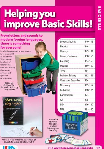 Basic Skills - Tesco