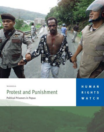 Protest and Punishment - Human Rights Watch