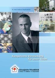 Page 1 Dr. Mütsch - Dr. Kußmaul - Dr. Simpfendörfer Page 2 Portrait ...